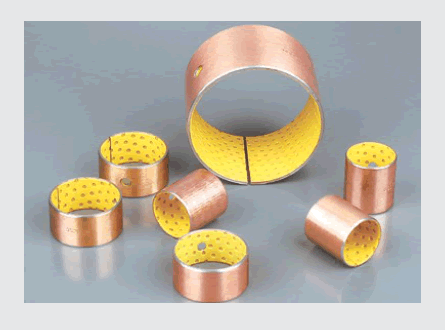 MG-2Y Cylindrical  Bushings Specication & Tolerance