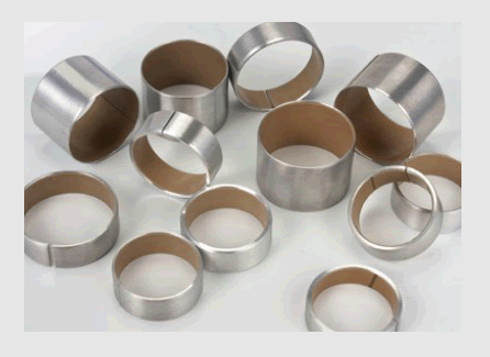 Bronze Wrapped Bearings