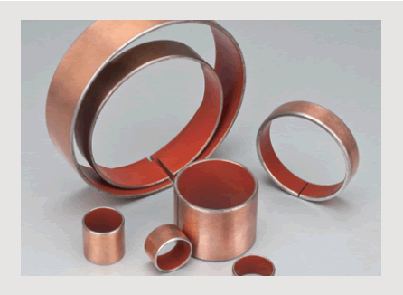 MG-1B Bronze Pb-free Self-lubricating Bushes