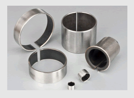 MG-1S Stainless Steel Pb-free Self-lubricating Bearing